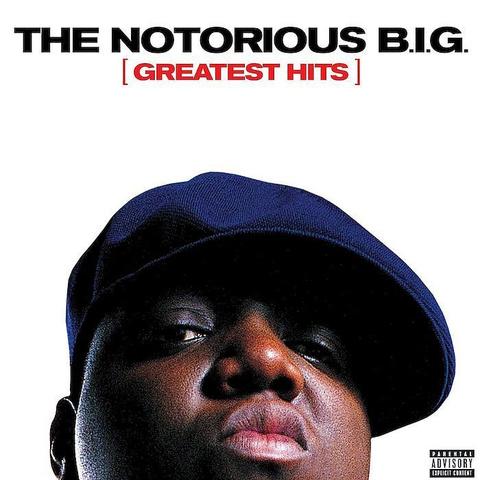 Виниловая пластинка. The Notorious B.I.G. - Greatest Hits LP