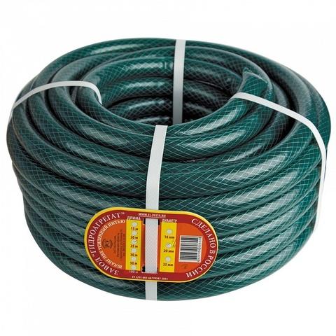 Шланг поливочный Гидроагрегат эконом 12мм, 20м зеленый