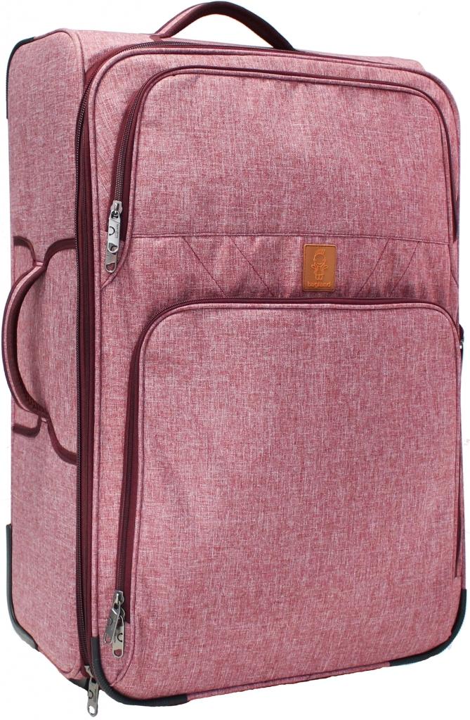 Дорожные чемоданы Чемодан Bagland Леон большой 70 л. Бордовый (003766927) 7308274b80c4b847eeb5cc471ab9c47d.JPG