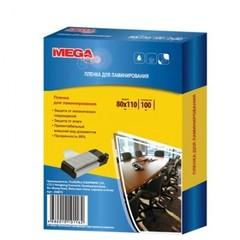 Пленка для ламинирования Promega office 80x110 мм 150 мкм глянцевая (100 штук в упаковке)