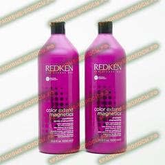 1000 мл REDKEN COLOR EXTEND Шампунь + 1000 мл COLOR EXTEND Кондиционер-защита цвета окрашенных волос