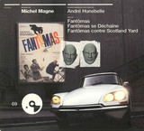 Soundtrack / Michel Magne: Fantomas (CD)