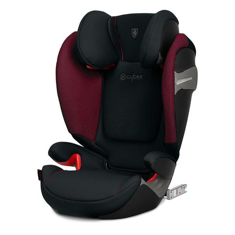 Автокресло Cybex Solution S-Fix FE Ferrari Victory Black