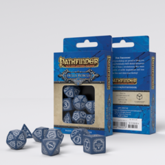 Pathfinder Hell's Rebels Dice Set (7)