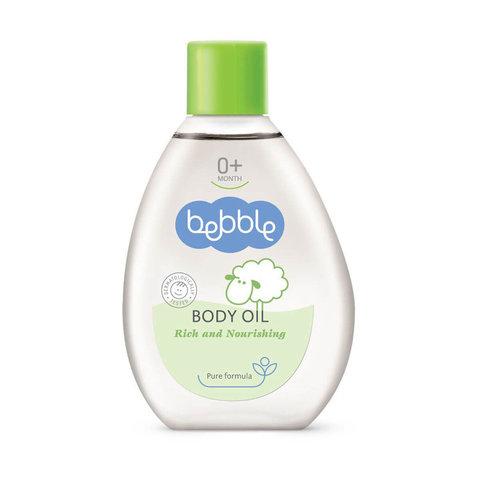 Масло для ежедневного массажа тела детское Body Oil Bebble