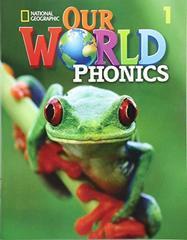 Our World Phonics + CD Level 1