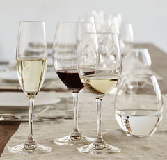 Набор бокалов для шампанского Riedel Vinum Champagne Glass, 2 шт, 160 мл, фото 4