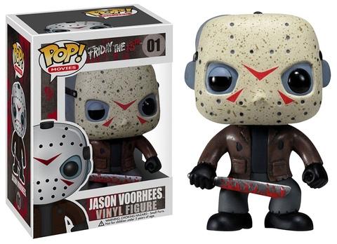 Jason Voorhees (Friday 13) Funko Pop! || Джейсон Вурхиз (Пятница 13)