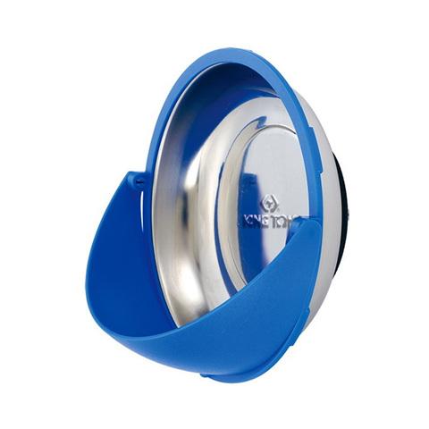 KING TONY (9TE11) Магнитная тарелка для мелких деталей, диаметр 150 мм