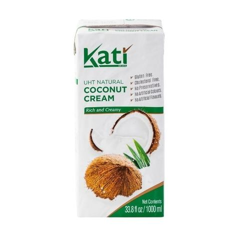 Кокосовые сливки KATI, 1 л