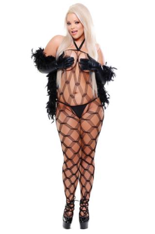 Кэтсьюит и боа Dream Weaver Queen Size 470508PD