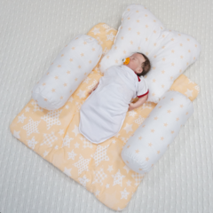Подушка для новорожденного Farla Pad Звездный