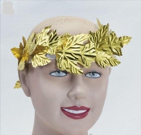 Венок кленовый римский золотой