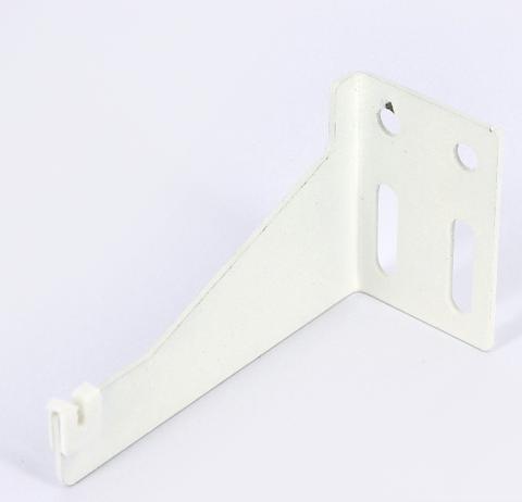 Кронштейн настенный с пластиковой вставкой Buderus К9.3 белый 40 мм для радиаторов>1.6м 10/11 типов