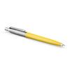 Parker Jotter Color - Yellow, шариковая ручка, M