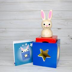 Застенчивый кролик - логическая игра