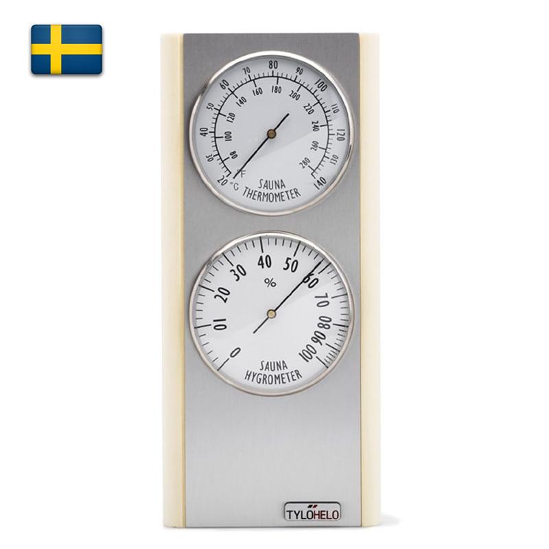 Термогигрометр Tylo premium Blond