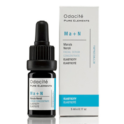 ODACITE MA+N Elasticity Serum Concentrate Сыворотка из масел марулы и нероли 5 мл