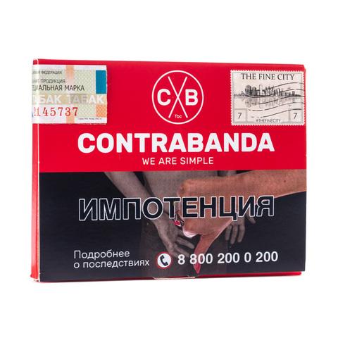 Табак CONTRABANDA Жвачка Turbo 40 г