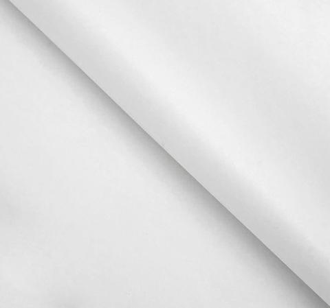 Бумага упаковочная тишью, белый, 50*66 см