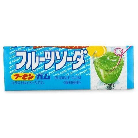 Жевательная резинка Coris лимонад 11 гр