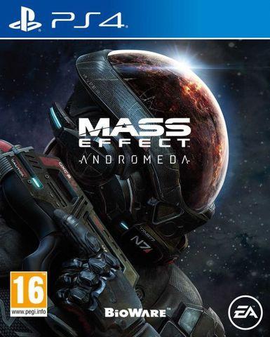 Mass Effect: Andromeda (PS4, русские субтитры)