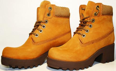 Ботинки женские зимние  Darkwood