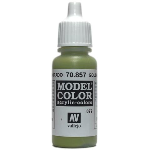 Model Color Golden Olive 17 ml.