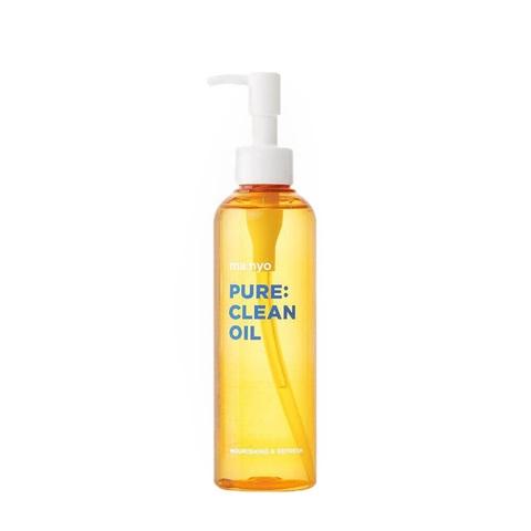 Manyo Pure Cleansing Oil гидрофильное масло для глубокого очищения кожи