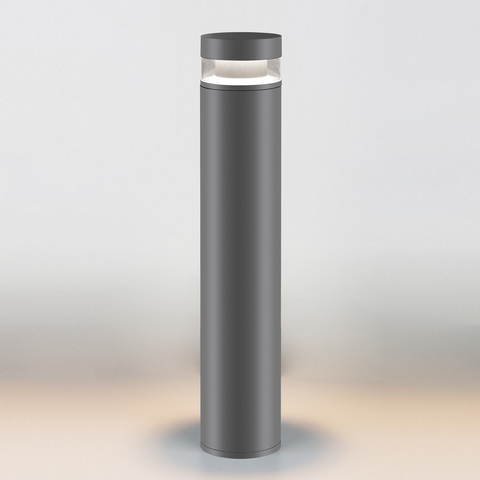 Ландшафтный светильник IP54 1532 TECHNO LED серый