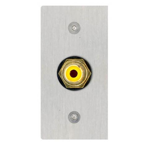 Inakustik Premium Audio Cable Terminal 56x28, 1 RCA, 00980085016