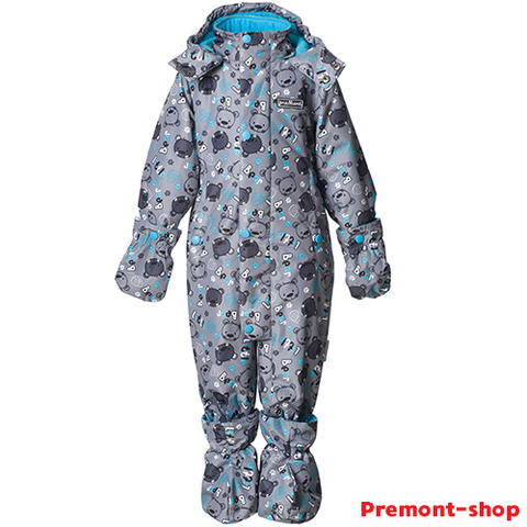 Демисезонный комбинезон Premont Малыш Барибал S18301