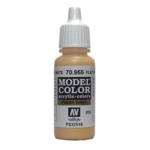 Model Color Flat Flesh 17 ml.
