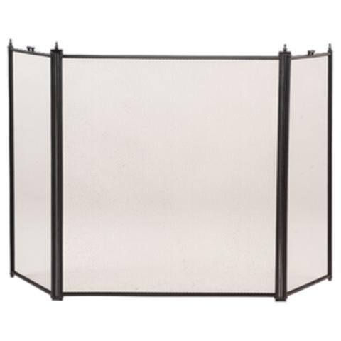 Экран каминный C31030BK (черный)