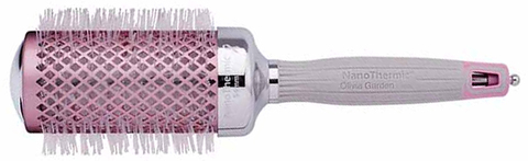 Термобрашинг Ceramic + ion NanoThermic 54мм роз/сер