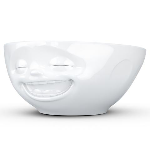 Чаша Tassen Laughing 350 мл белая