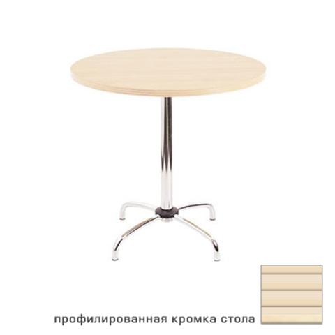 Стол барный круглый D800 на опорах