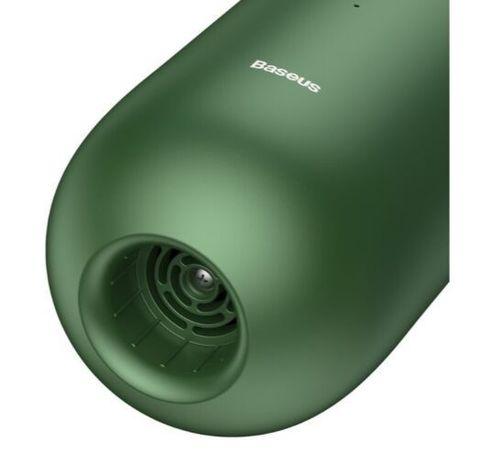 Компактный пылесос Baseus Compact Capsule Vacuum Cleaner Home Cleaning Appliance (CRXCQC1-06) Green