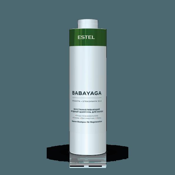 Восстанавливающий ягодный шампунь BABAYAGA by ESTEL, 1000 мл