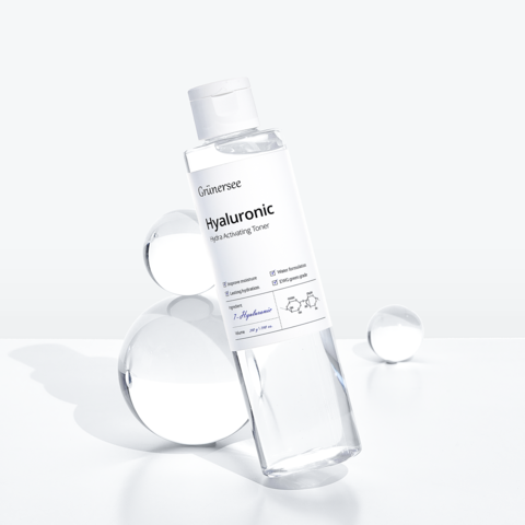 Grunersee Hyaluronic hydra activating toner
