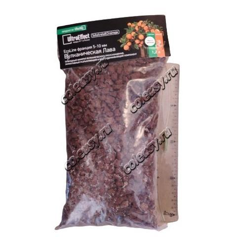 Вулканическая лава UltraEffect EcoLine 5-10 mm