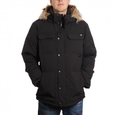 Куртка Dickies Manitou Black