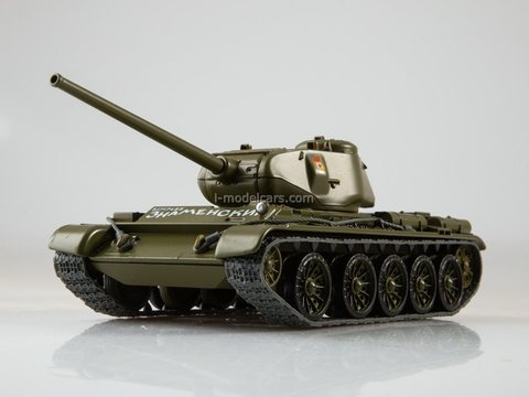 Tank T-44 Our Tanks #47 MODIMIO Collections