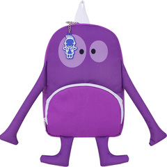 Рюкзак детский Bagland Monster 5 л. фиолетовый 913 (0056366)