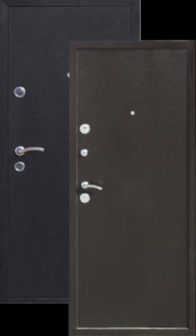 Дверь входная Йошкар Йошкар, 2 замка, 1 мм  металл,