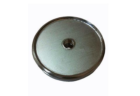 Крышка к корпус мембр. стальной SUS-304-4040