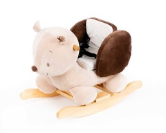 Качалка Nattou Mia & Basile (Мишка)