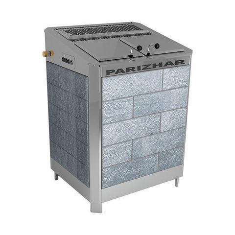 Электрическая паротермальная печь «ПАРиЖАР» 12 квт. облицовка т/хл «антик»