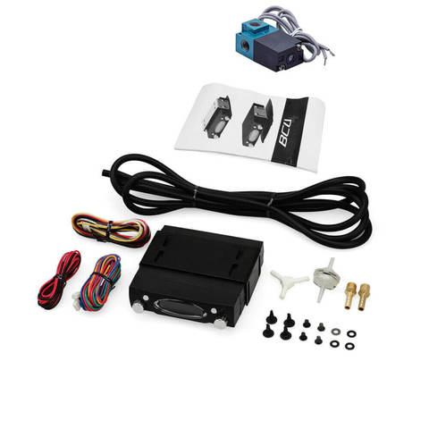 Электронный буст контроллер с турботаймером и управлением NOS универсальный