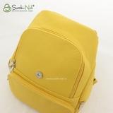Сумка Саломея 502 жёлтый (рюкзак)